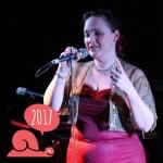 Musician Yvette Johansson at Slowdown 2017